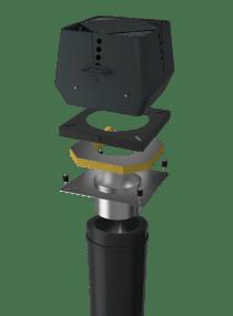 RSV-monterings-round-skorstein