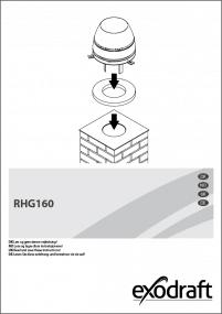 RHG160 instrukjonen
